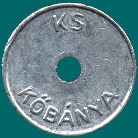венгерский жетон на пиво
