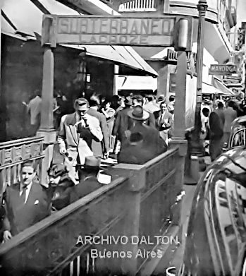 линия метро Lacroze