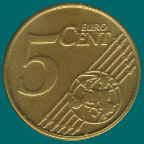 5 евроцентов