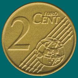 2 евроцента