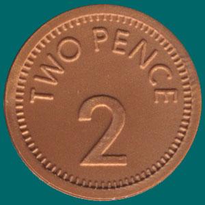 два пенса