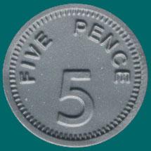 пять пенсов