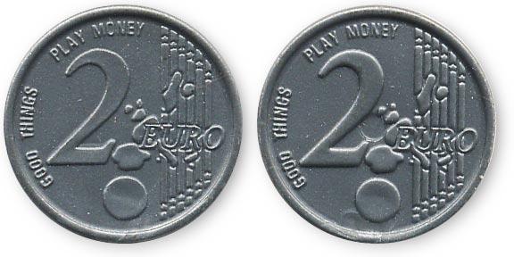 детские деньги евро