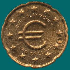 жетон евро