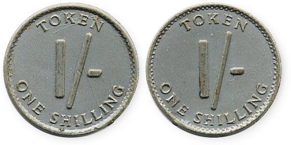 детская монета шиллинг
