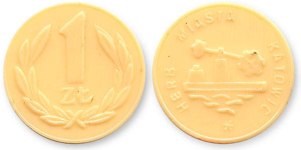 польский жетон