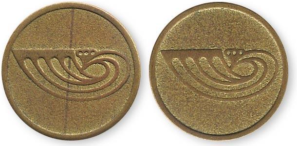 жетон из Вильнюса