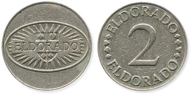 жетон Eldorado 2