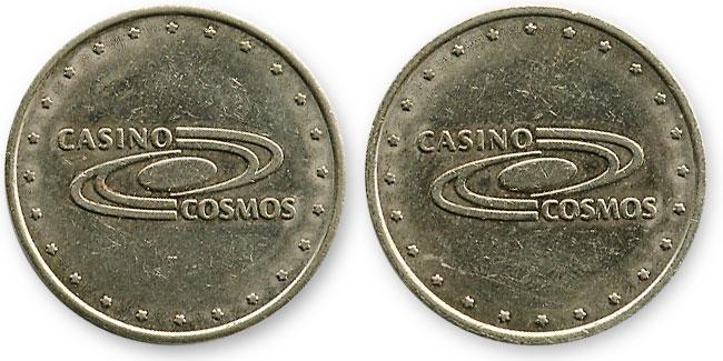 жетон игровых автоматов казино космос