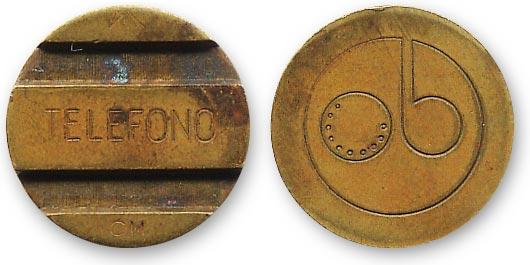 аргентинский жетон