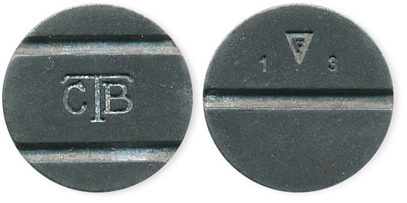 бразильский телефонный жетон