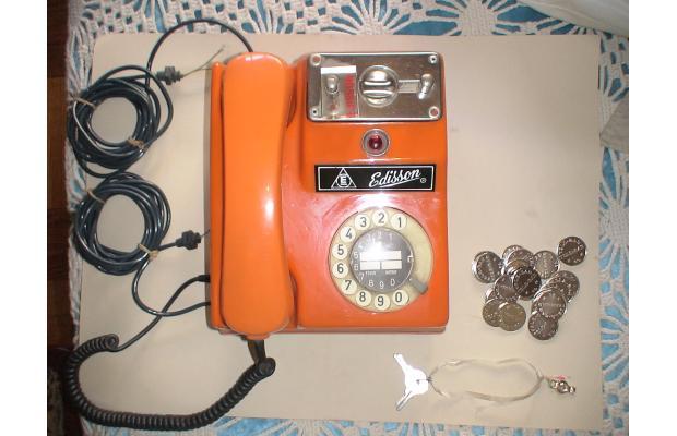 телефонный аппарат Edisson
