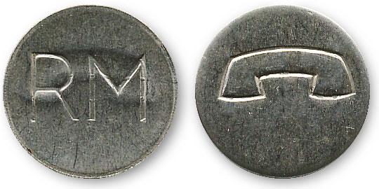 Молдавский телефонник