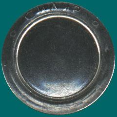 Миасский таксофонный жетон