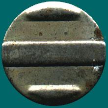 Новокузнецкий таксофонный жетон