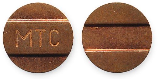 Смоленский жетон