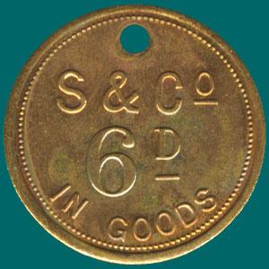 торговый жетон