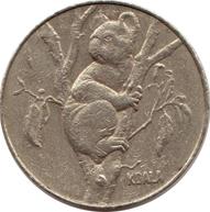 австралийский жетон на монорельс