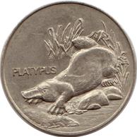 австралийский жетон