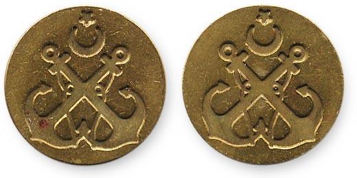 турецкий жетон