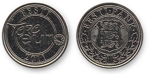жетон здравствуй евро