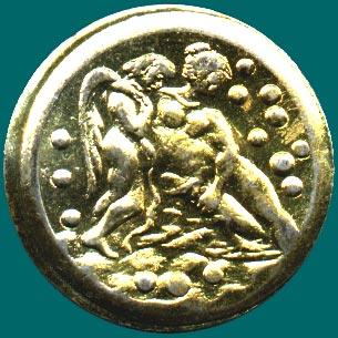 жетон монета