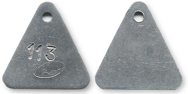 Инструментальная марка Смоленского Авиационного Завода