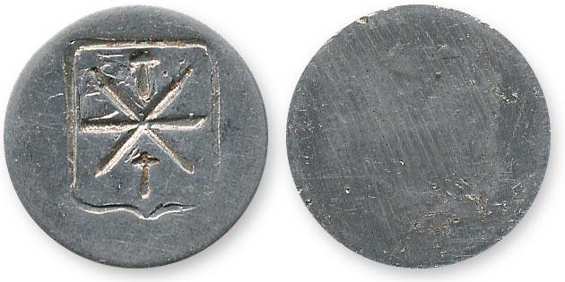 тульский жетон