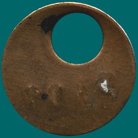 маркировочный жетон
