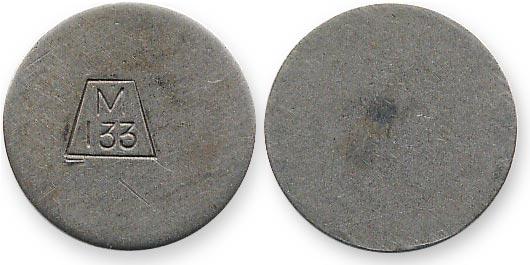 непонятный жетон м133